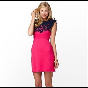 Beautiful Lily Pulitzer sweater dress